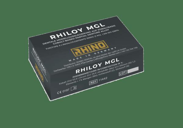 RHINO RHILOY MGL Modellgusslegierung