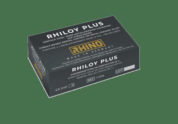 Rhino Rhiloy Plus Aufbrennlegierung