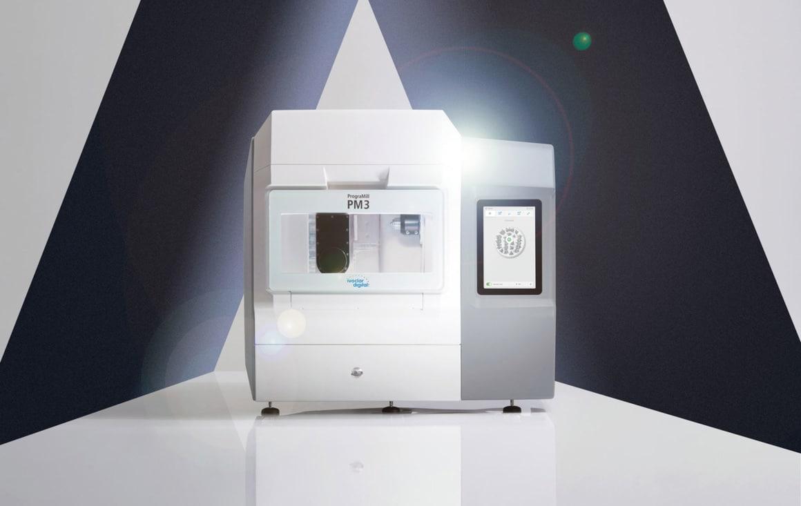 PrograMill PM3 Fräßmaschine