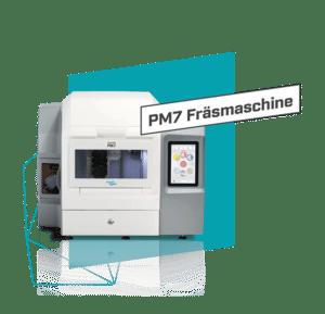 PM7 Fräsmaschine