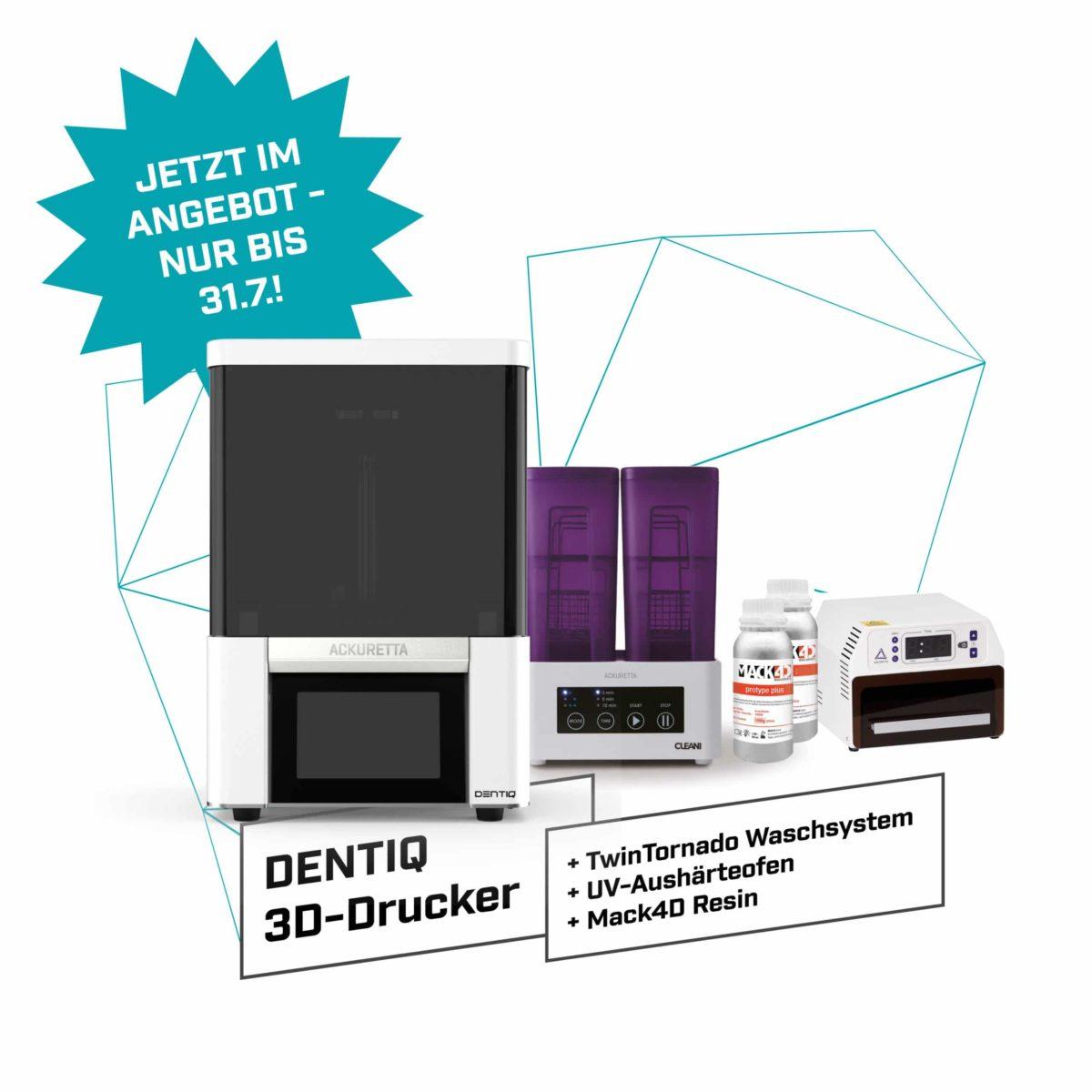 3D Druck Starter-Set CADFLIX